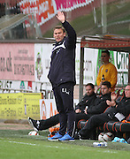 Eddie Johnson - Dundee United v Dundee, SPFL Under 20s Development League at Tannadice Park<br /> <br />  - © David Young - www.davidyoungphoto.co.uk - email: davidyoungphoto@gmail.com