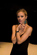 LAURA BAILEY, FashionExpo, fashion show and Awards. Business Design Centre, Upper st. London. 19 November 2008.  *** Local Caption *** -DO NOT ARCHIVE -Copyright Photograph by Dafydd Jones. 248 Clapham Rd. London SW9 0PZ. Tel 0207 820 0771. www.dafjones.com