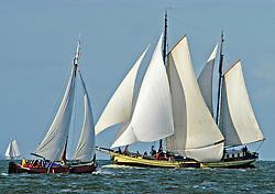oude zeilschepen, old sailing vessels