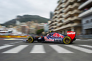 May 22, 2014: Monaco Grand Prix: Daniil Kvyat, (RUS), Toro Rosso-Renault