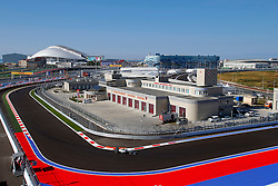 10.10.2014, Sochi Autodrom, Sotschi, RUS, FIA, Formel 1, Grosser Preis von Russland, Training, im Bild Lewis Hamilton (GBR) Mercedes AMG F1 W05. // during the Practice of the FIA Formula 1 Russia Grand Prix at the Sochi Autodrom in Sotschi, Russia on 2014/10/10. EXPA Pictures © 2014, PhotoCredit: EXPA/ Sutton Images/ Martini<br /> <br /> *****ATTENTION - for AUT, SLO, CRO, SRB, BIH, MAZ only*****