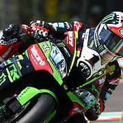 Imola 13/05/2018, Autodromo Enzo e Dino Ferrari<br /> Campionato mondiale Superbike 2018<br /> Gara 2<br /> Jonathan Rea ( Kawasaki Racing Team )