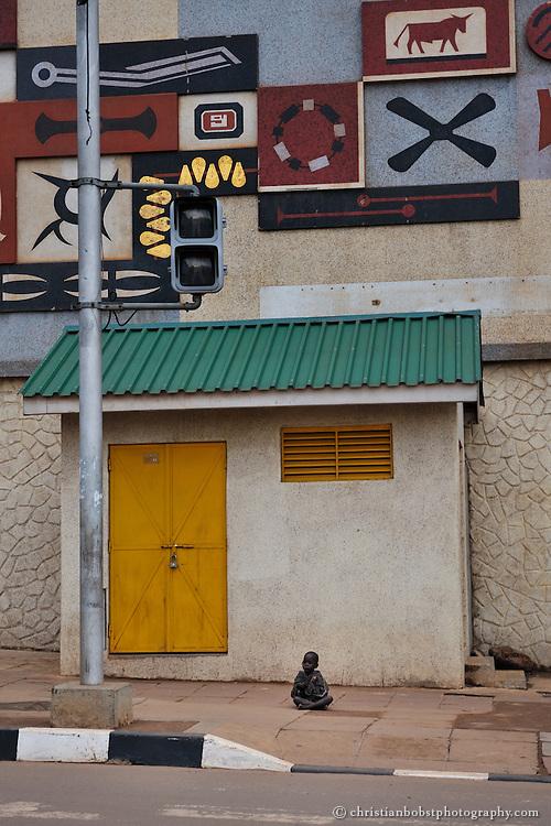 Kampala, Uganda, 2008