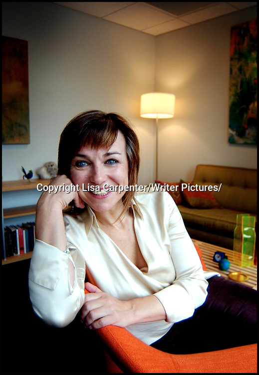 Esther Perel, author of &quot;Mating In Captivity&quot;<br /> <br /> copyright Lisa Carpenter/Writer Pictures<br /> contact +44 (0)20 822 41564<br /> info@writerpictures.com<br /> www.writerpictures.com