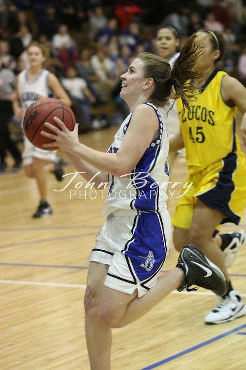 MCHS Varsity Girls Basketball .vs Fluvanna  .1/26/2009