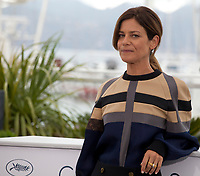 Actress Marina Fois at the Le Grand Bain (Sink Or Swim) film photo call at the 71st Cannes Film Festival, Sunday 13th May 2018, Cannes, France. Photo credit: Doreen Kennedy