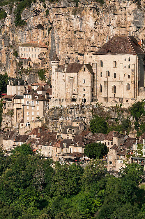 France, Lot (46), Rocamadour // France, Lot (46) Rocamadour