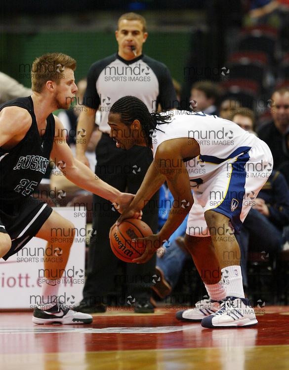 CIS Basketball Champioships-Ottawa, March 19, 2010, Windsor Lancers-Lien Phillip