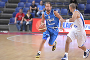 18 Agosto 2013 Torneo di Anversa Belgio<br /> ITALIA vs ISRAELE : GIUSEPPE POETA<br /> Foto Ciamillo