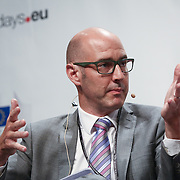 20160615 - Brussels , Belgium - 2016 June 15th - European Development Days - The development and trade link and the 2030 Agenda for Sustainable Development - Mike Debelak , Executive Director , Inclusive Business Sweden © European Union