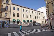Det Islamske Forbundet i Norge (DIF, er en muslimsk organisasjon i Oslo. De driver Rabita-moskeen i Calmeyers gate 8 i Oslo. <br /> Etablert i 1987 av muslimer med forskjellig bakgrunn. De er medlem av paraplyorganisasjonen Islamsk Råd Norge, og har som mål å beskrive Islam for ikke-muslimer og bidra til å formidle Islams budskap til det norske samfunnet.<br /> I 2004 kjøpte de et  lokale på ca. 3 000 kvm i Calmeyers gate 8. Her drives det restaurant, koranskole for barn og ungdom, og det blir undervist i arabisk, islam og Koranen, og i flere ungdomsorganisasjoner. DIF omfatter Ung Muslim, Rabitas Unge Norge, Jenter i Fokus, Rabita speiderforbund og Quranforbundet.