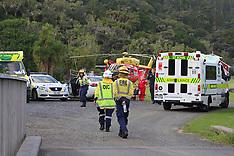 Auckland-Man dies at Kitekite Falls, Piha