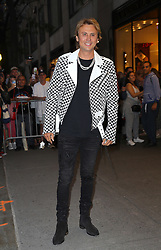September 6, 2019, New York, New York, United States: September 5, 2019 New York City..Jonathan Cheban attending The Daily Front Row Fashion Media Awards on September 5, 2019 in New York City  (Credit Image: © Jo Robins/Ace Pictures via ZUMA Press)