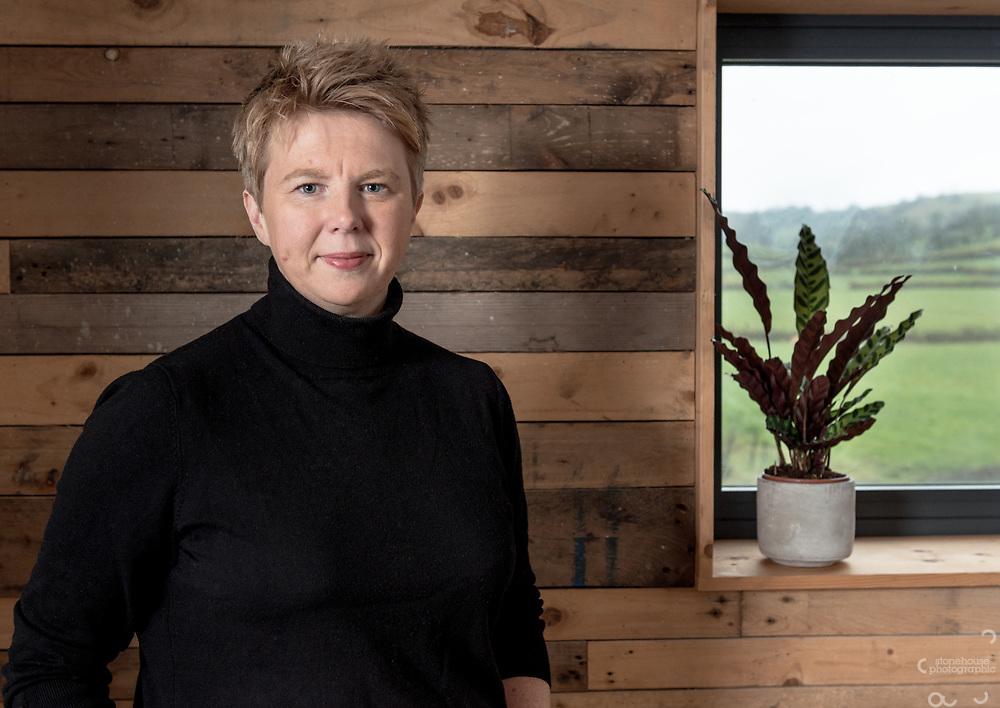 Jen Ellis, Chrysalis Architects portraits 26/11//2019
