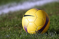FUSSBALL    1. BUNDESLIGA    SAISON 2007/2008  Symbolbild Fussball: Ball