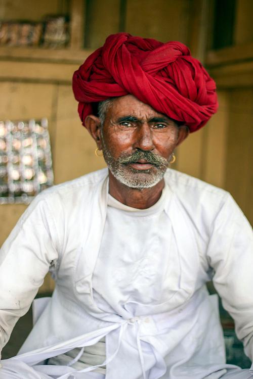 Pushkar, Thar Desert, Rajasthan, India<br />