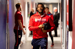 Kasey Palmer of Bristol City arrives at Ashton Gate Stadium prior to kick off - Mandatory by-line: Ryan Hiscott/JMP - 09/04/2019 - FOOTBALL - Ashton Gate Stadium - Bristol, England - Bristol City v West Bromwich Albion - Sky Bet Championship
