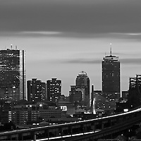 Photo prints, canvas prints, metal prints, framed prints, matted prints, print only at <br /> <br /> http://juergen-roth.pixels.com/featured/chelsea-view-of-boston-juergen-roth.html