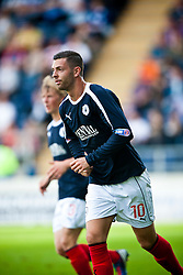 Falkirk's Andy Haworth..Falkirk v Raith Rovers, 18/8/2012..