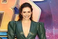 Elizabeth Olsen, Avengers: Infinity War - UK Fan Event, London Television Studios, White City, London UK, 08 April 2018, Photo by Richard Goldschmidt