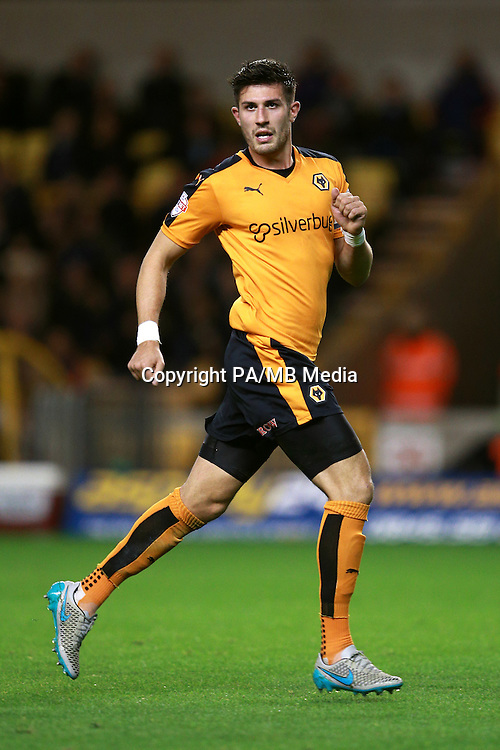 Wolverhampton Wanderers Danny Batth during the Sky Bet Championship match at Molineux, Wolverhampton.