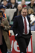 Twickenham. GREAT BRITAIN,  Billy BEAUMONT, legends parade before the, 2006 Investec Challenge, game between, England  and New Zealand [All Blacks], on Sun., 05/11/2006, played at the Twickenham Stadium, England. Photo, Peter Spurrier/Intersport-images].....   [Mandatory Credit, Peter Spurier/ Intersport Images].