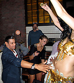 Sammy Sosa w Belly Dancer 08 28 2011