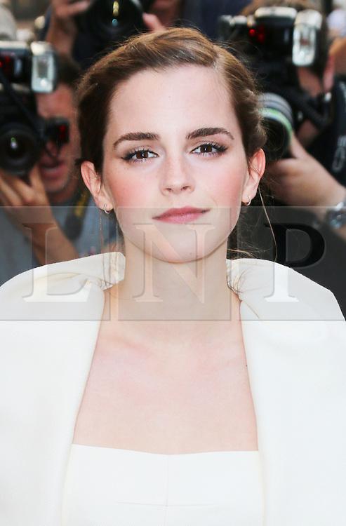 Emma Watson, GQ Men of the Year Awards, Royal Opera House, London UK, 03 September 2013, (Photo by Richard Goldschmidt)