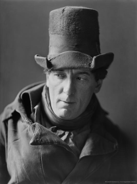 Harry B. Irving, actor, 1912