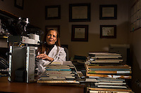 Lavinia P. Middleton, M.D., Professor, Department of Pathology, Division of Pathology/Lab Medicine, The University of Texas MD Anderson Cancer Center, Houston, TX, Nov. 21, 2014.