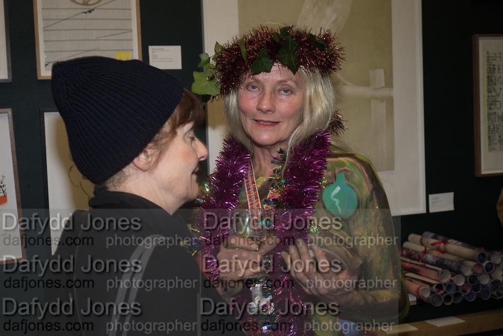 JANE ENGLAND, Neo Naturist Christmas event , Studio Voltaire Gallery shop, Cork St.   20 November 2019