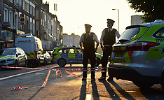 London: Incident at Seven Sisters - 18 June 2017