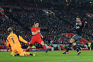 Liverpool: Liverpool Vs Southampton - 25 Jan 2017