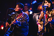 Roselit Bone at Mississippi Studios, March 2019. Photo by Jason Quigley.