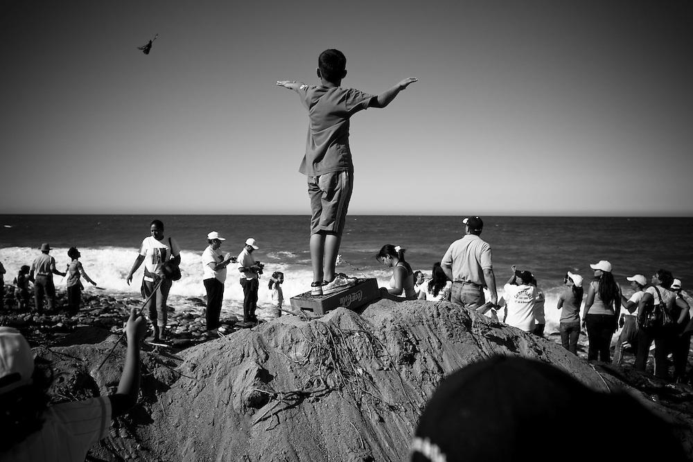 10mo. Re encuentro de los expobladores y sobrevivientes de la Tragedia de Vargas. 16-12-09 (ivan gonzalez)