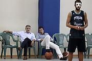 DESCRIZIONE : Roma Centro CONI Giulio Onesti Raduno Collegiale<br /> GIOCATORE : Marco Calvani Luca Banchi<br /> SQUADRA : Nazionale Italia Uomini<br /> EVENTO : Raduno Collegiale Nazionale Italiana Maschile<br /> GARA : <br /> DATA : 21/07/2010 <br /> CATEGORIA : allenamento<br /> SPORT : Pallacanestro <br /> AUTORE : Agenzia Ciamillo-Castoria/ElioCastoria<br /> Galleria : Fip Nazionali 2010 <br /> Fotonotizia : Roma Centro CONI Giulio Onesti Raduno Collegiale<br /> Predefinita :