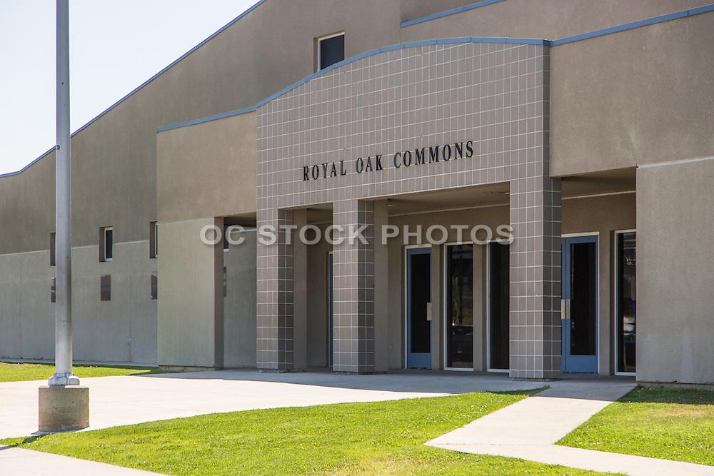 Royal Oak Commons at Royal Oak Intermediate School