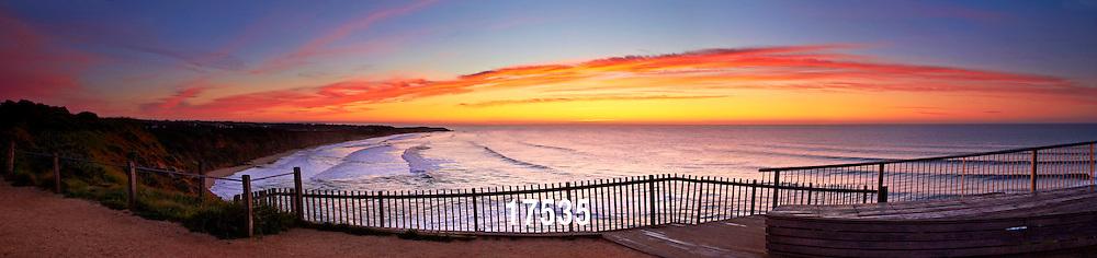 sunrise from Bird Rock Lookout