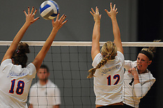 CU Volleyball vs. U. Mary 9.17.2011