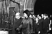 The State Funeral of Sir Alfred Chester Beatty..29.01.1968