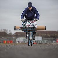 2016/03/18 Berlin | Sport | Cargobike Rennen auf dem Tempelhofer Feld