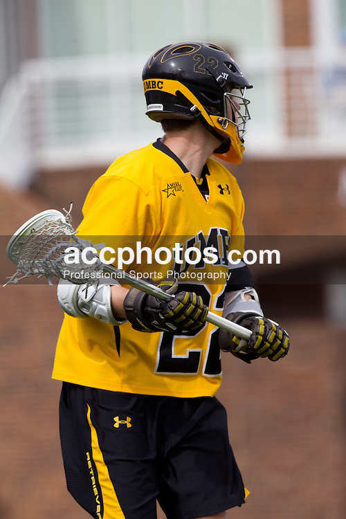 CHAPEL HILL, NC - MARCH 05: Matt Gregoire #22 of the UMBC Golden Retrievers while playing the North Carolina Tar Heels on March 05, 2011 at Fetzer Field in Chapel Hill, North Carolina. North Carolina won 13-9.