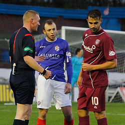 Cowdenbeath v Arbroath | Scottish Cup | 28 November 2015