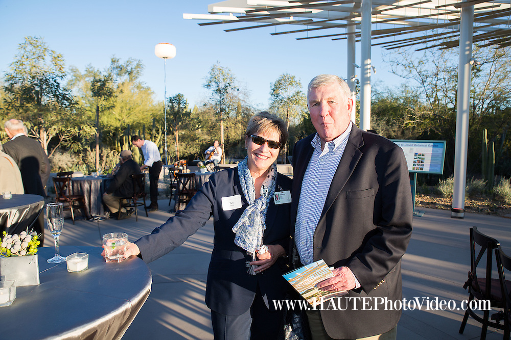 01222015 - Botanical Garden Desert Portal Grand Opening. Photo by Deanna Dent