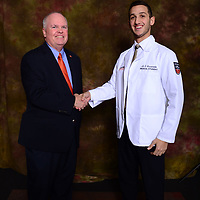 CUSOM Dean White Coat