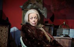 In the picture: Frances de la Tour. .People, by Alan Bennett, The Lyttelton Theatre, NT, London, Great Britain, November 7, 2012. Photo by Elliott Franks / i-Images.