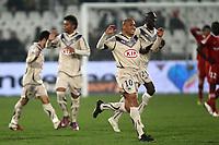 FOOTBALL - FRENCH CHAMPIONSHIP 2010/2011 - L1 - VALENCIENNES FC v GIRONDINS DE BORDEAUX - 19/03/2011 - PHOTO ERIC BRETAGNON / DPPI - JOY JUSSIE (BOR)