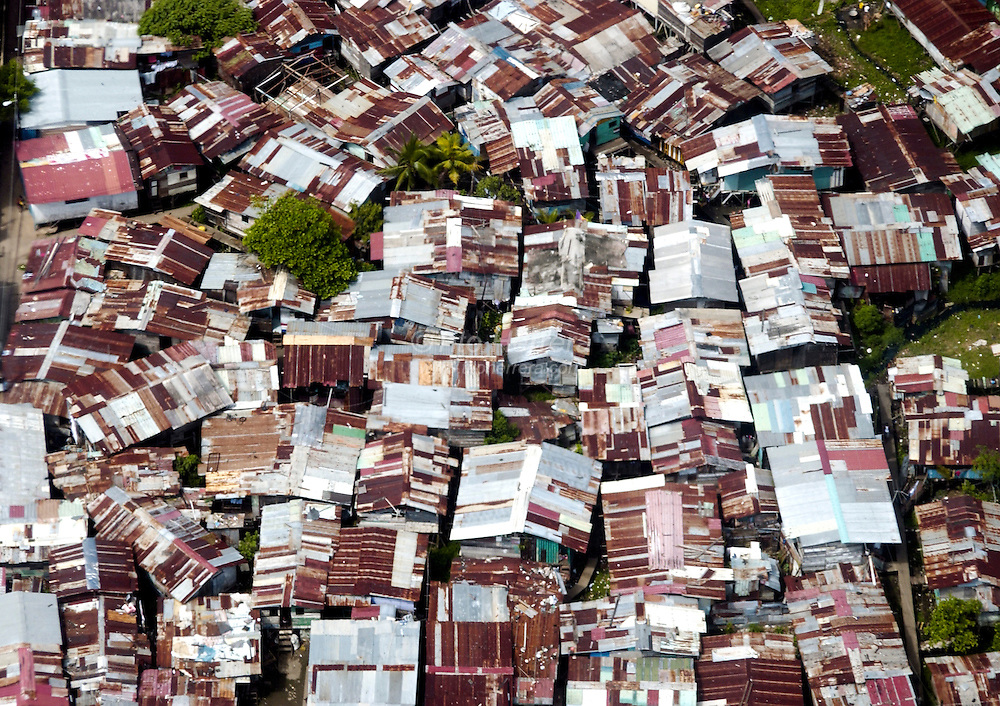 Curundu Aerial View, Panama