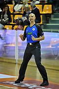 DESCRIZIONE : Udine Lega A2 2010-11 Snaidero Udine Mazzeo San Severo<br /> GIOCATORE : Eduardo Ciano<br /> SQUADRA :  Arbitri<br /> EVENTO : Campionato Lega A2 2010-2011<br /> GARA : Snaidero Udine Mazzeo San Severo<br /> DATA : 31/10/2010<br /> CATEGORIA : Arbitri<br /> SPORT : Pallacanestro <br /> AUTORE : Agenzia Ciamillo-Castoria/S.Ferraro<br /> Galleria : Lega Basket A2 2009-2010 <br /> Fotonotizia : Udine Lega A2 2010-11 Snaidero Udine Mazzeo San Severo<br /> Predefinita :