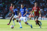 Gylfi Sigurosson (10) of Everton during the Premier League match between Bournemouth and Everton at the Vitality Stadium, Bournemouth, England on 15 September 2019.